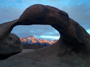 At Alabama Hills