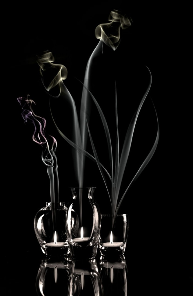 Third - Candle Flowers 2